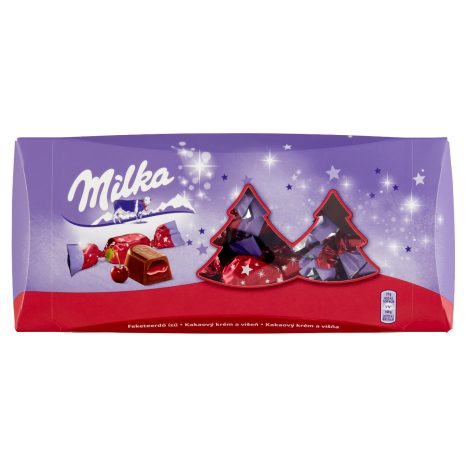 布達佩斯超市-Milka巧克力
