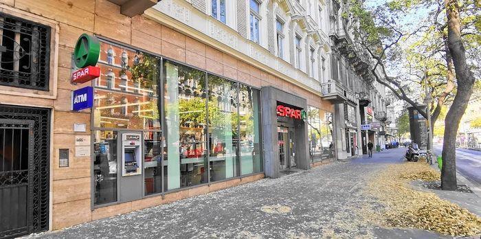 匈牙利布達佩斯超市品牌-SPAR