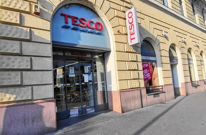 匈牙利布達佩斯超市-TESCO