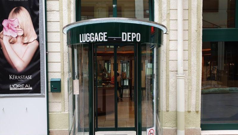 Luggage Depo 布達佩斯當地行李寄放服務。