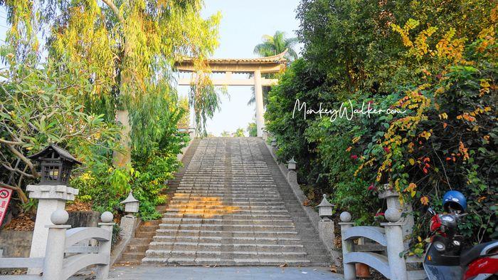 林內神社第二鳥居(淵明國中)