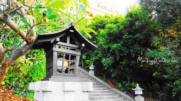 林內神社第二鳥居