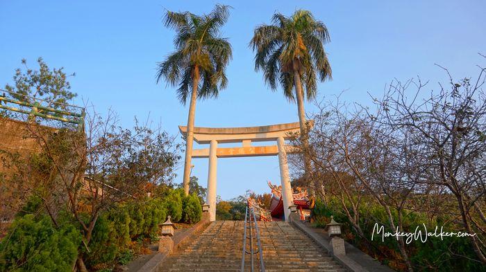 林內神社第三鳥居