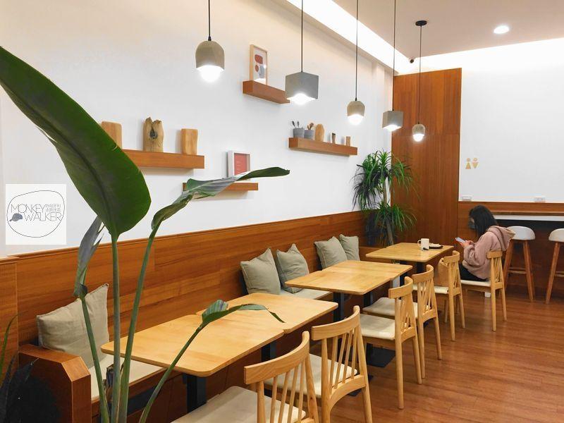 OHEY Cafe 是會行光合作用的咖啡館。