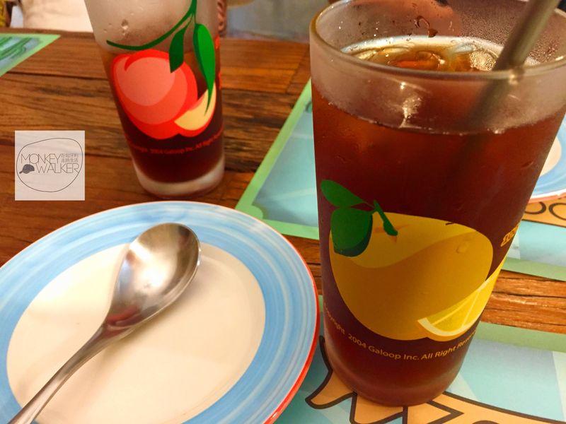 台南墨西哥料理-Zoomos日勿墨食飲料。