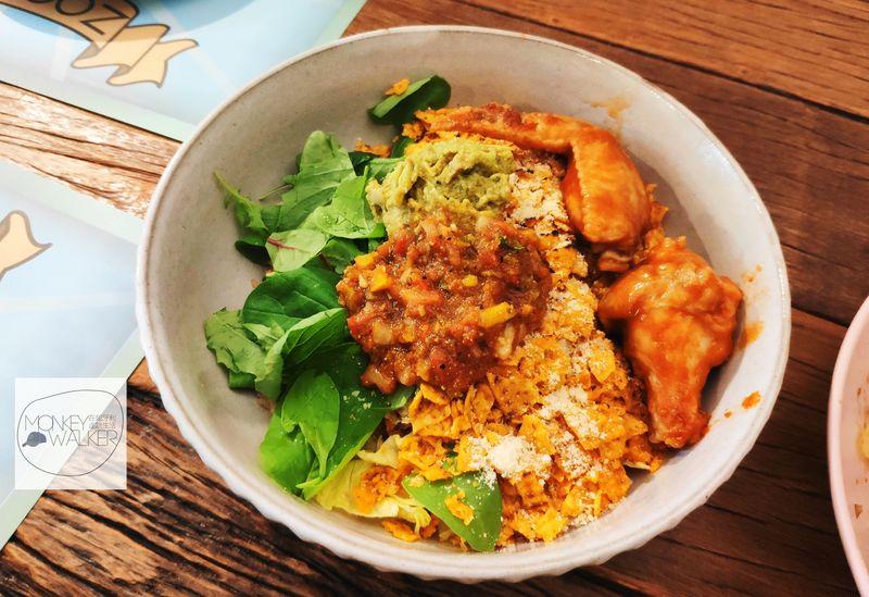 台南墨西哥料理-Zoomos日勿墨食菜單-墨西哥塔可飯