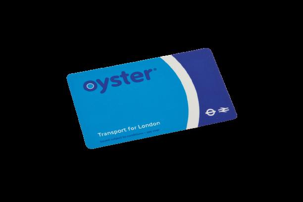 倫敦Oyster Card