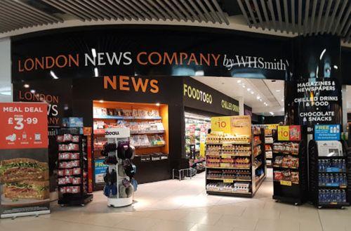 蓋威克機場(Gatwick Airport)內的超市,還有經濟實惠的組合套餐(Meal Deal)£3.99