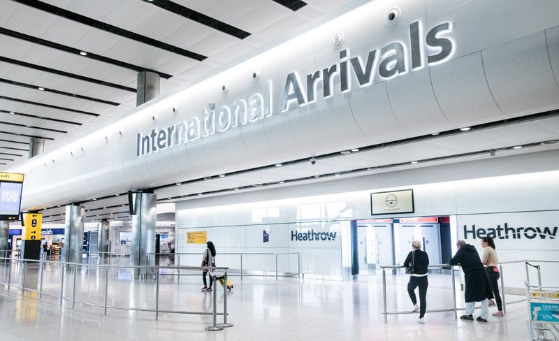 Welcome to Heathrow Airport