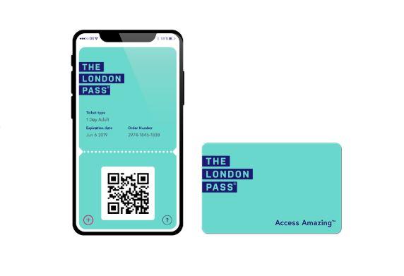 如何使用London Pass倫敦通行證?透過旅遊平台預訂,使用QR Code掃描即可進入景點,超方便。