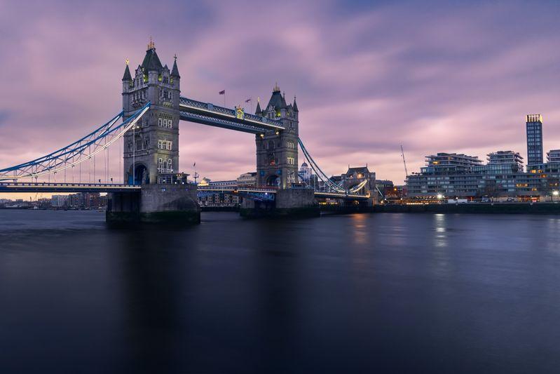 英國倫敦塔橋 (Tower Bridge),包含在London Pass通行證裡。