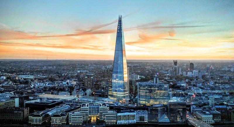 倫敦市區景點-碎片大廈(The Shard),俯瞰倫敦好去處,包含在London Pass(倫敦通行證)內。