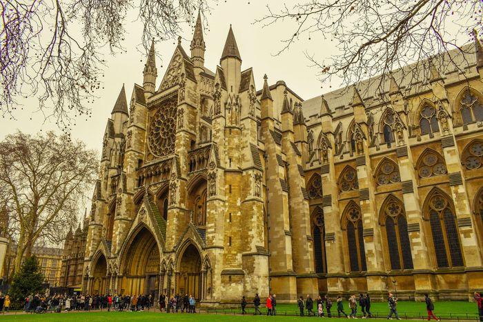 倫敦的世界文化遺產-西敏寺(Westminster Abbey)
