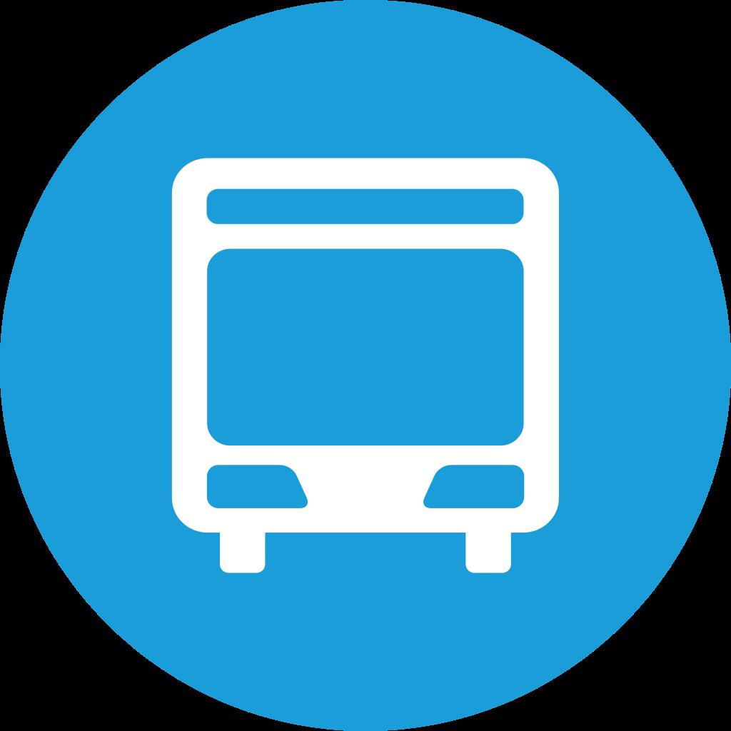 布達佩斯的公車logo