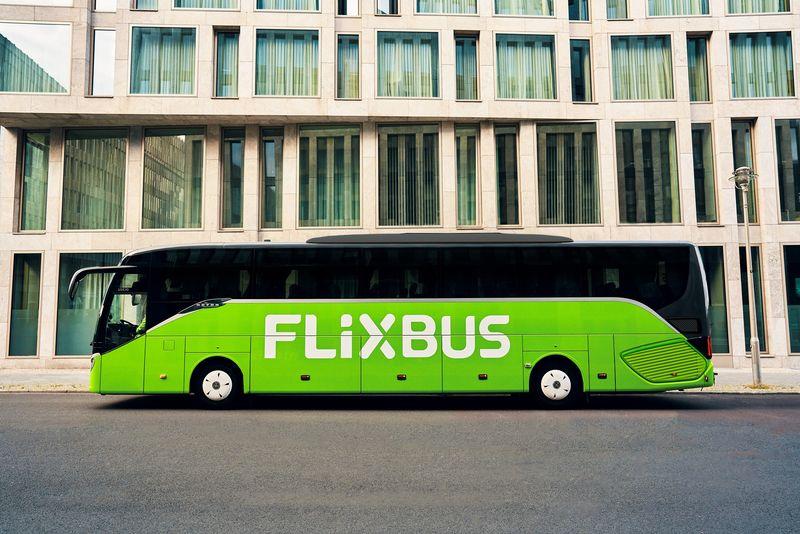 布達佩斯也有長途巴士Flixbus,讓你跨國很便利。